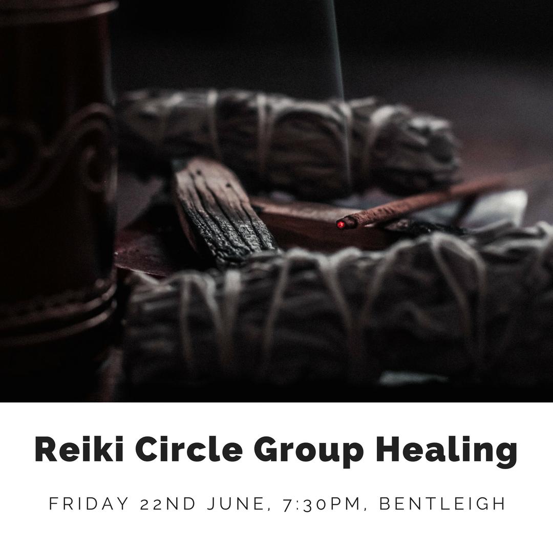 Reiki Circle healing group
